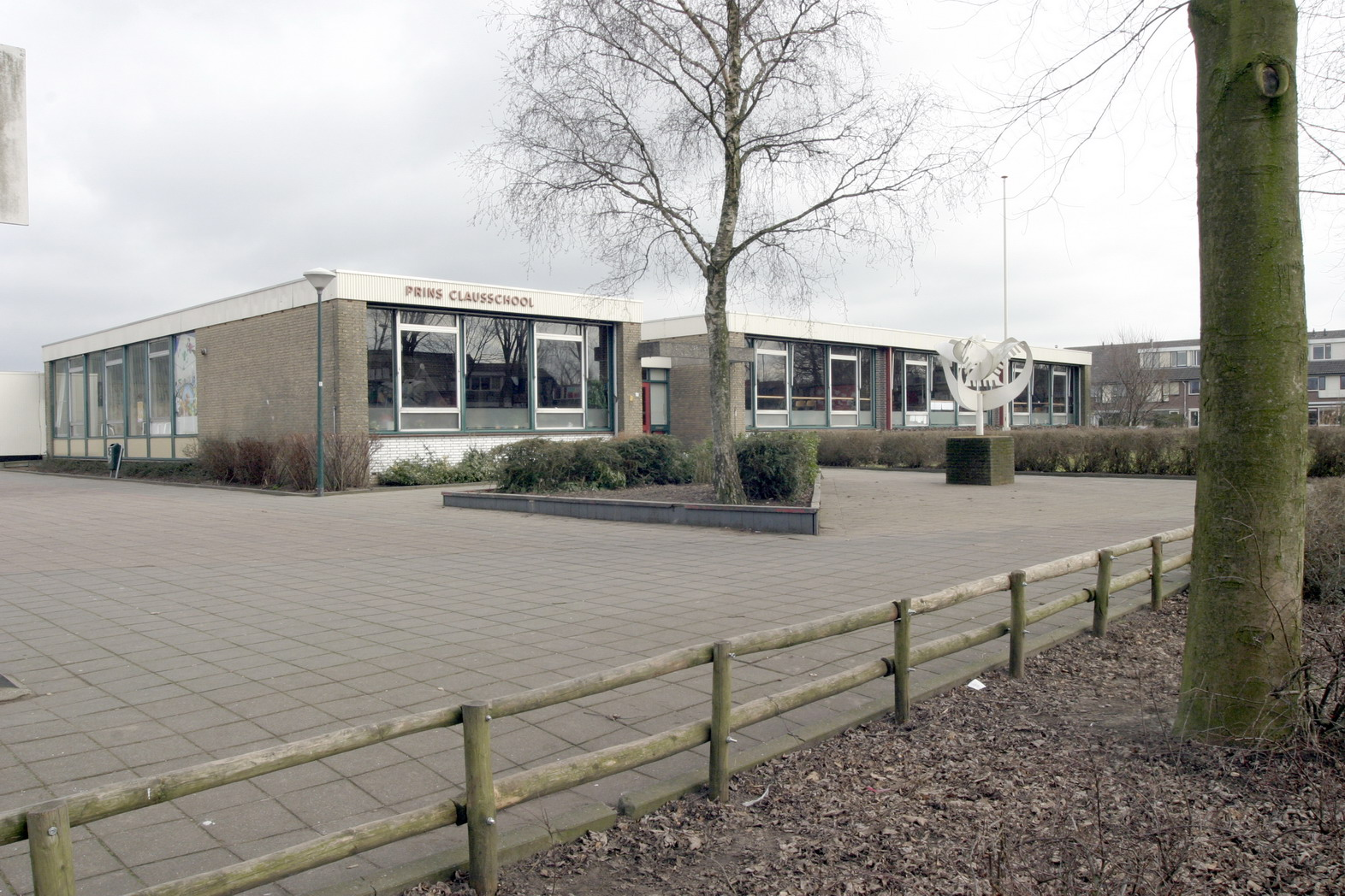 Prins Clausschool anno 2010
