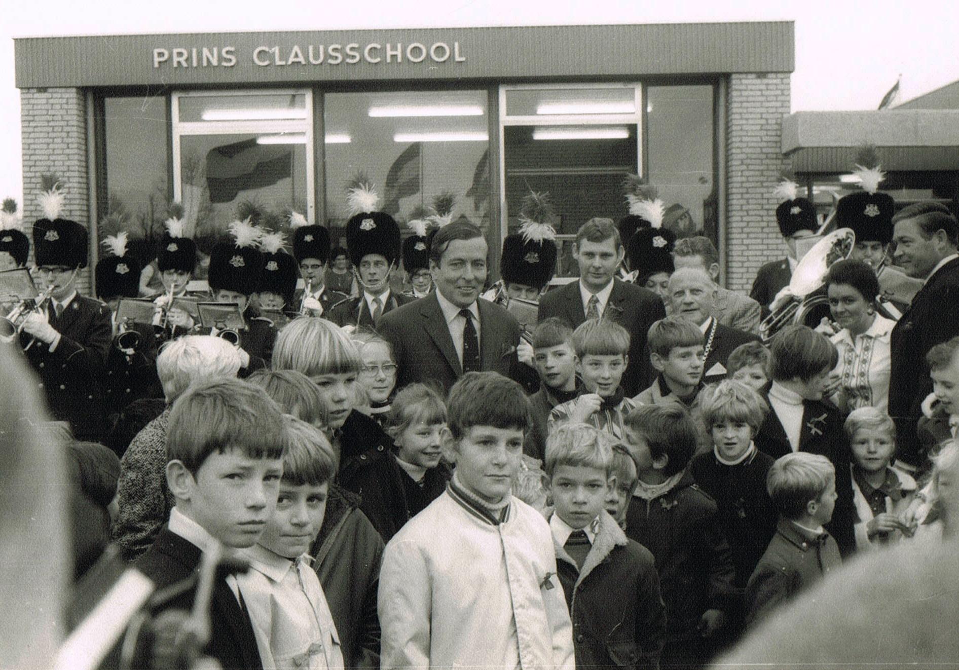 30 november 1970,met zijn allen op de foto