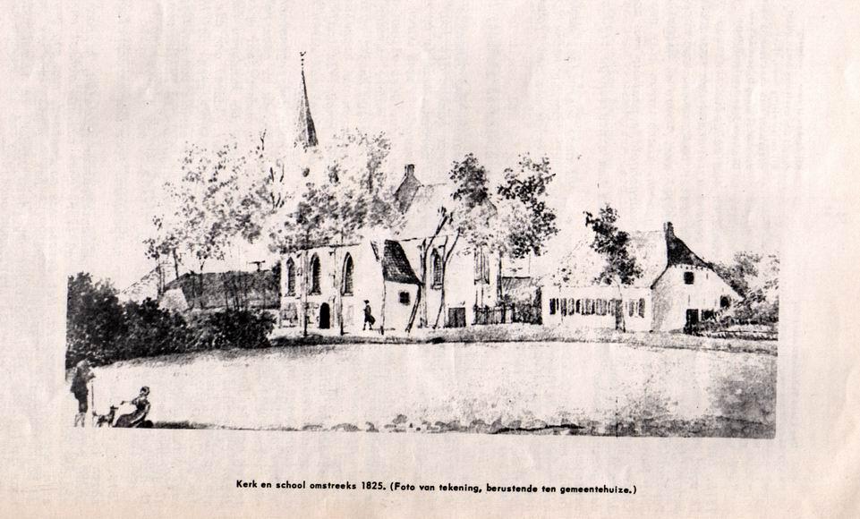 school anno 1825
