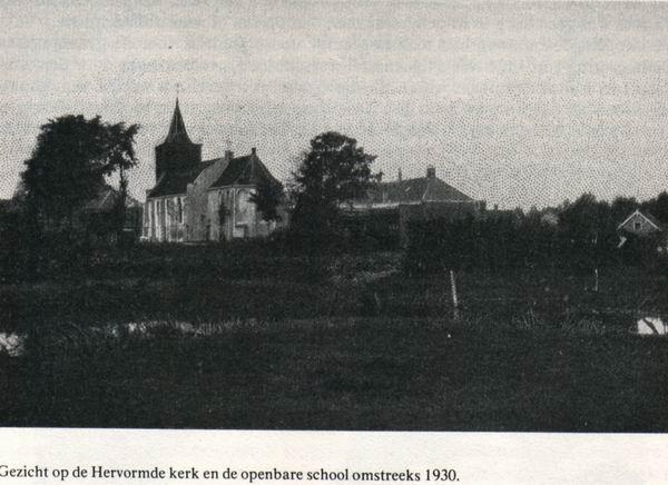 school anno 1930
